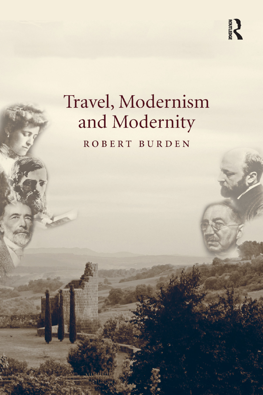 Travel, Modernism and Modernity: 1st Edition (Paperback) book cover
