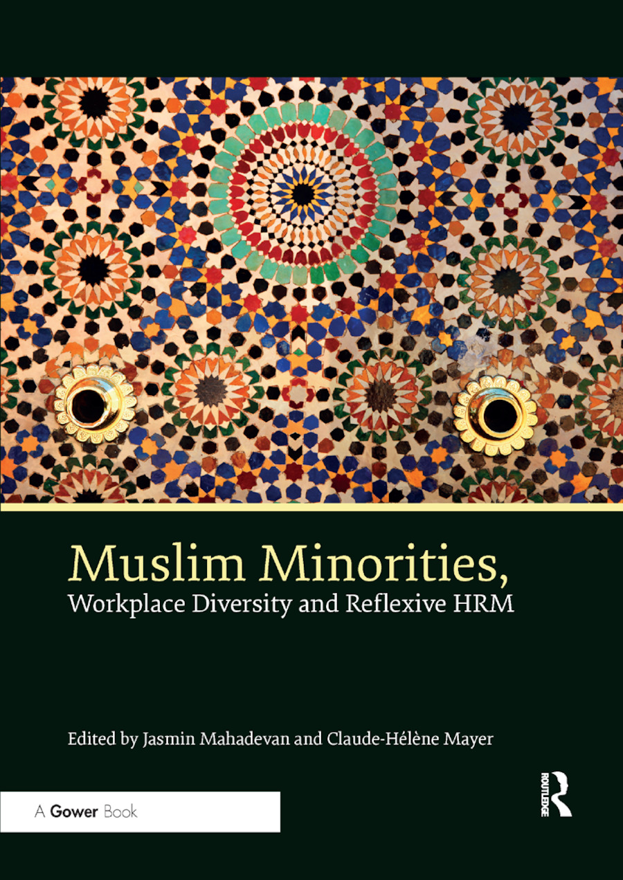 Muslim Minorities, Workplace Diversity and Reflexive HRM: 1st Edition (Paperback) book cover