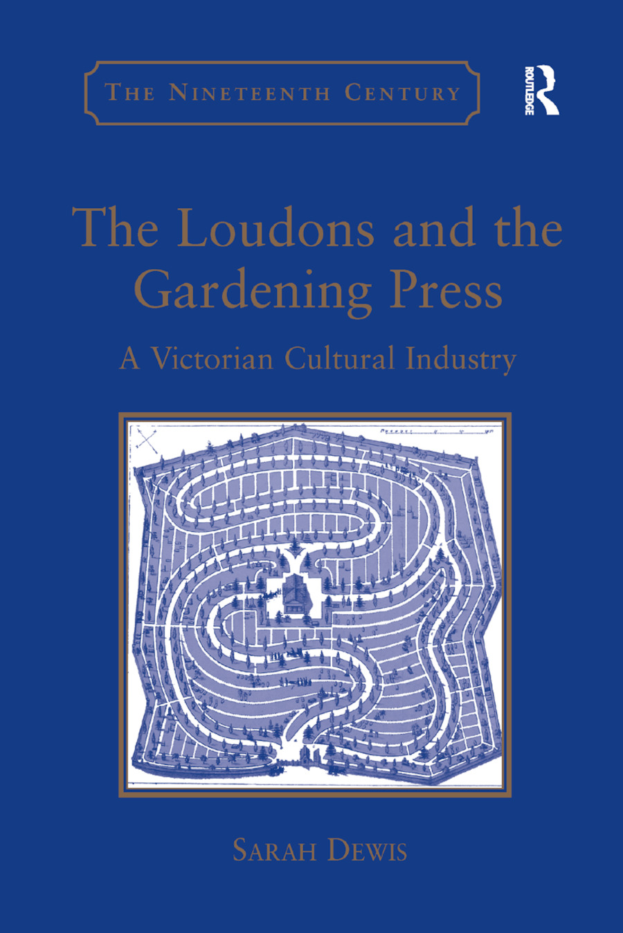 The Loudons and the Gardening Press: A Victorian Cultural Industry book cover