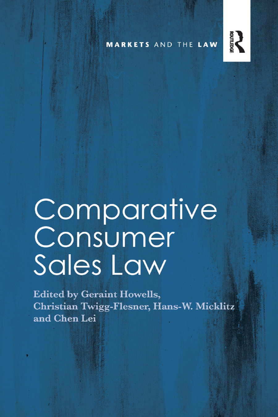 Comparative Consumer Sales Law book cover