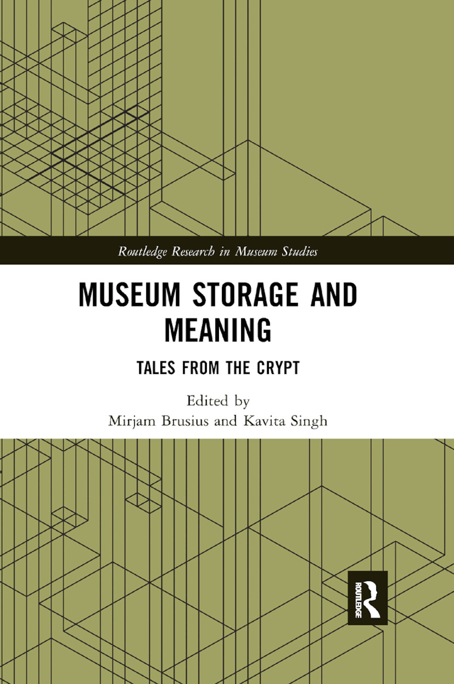 Museum Storage and Meaning: Tales from the Crypt book cover