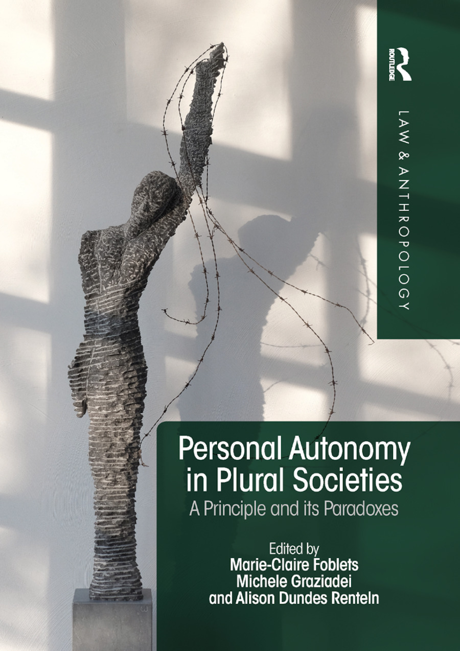 Personal Autonomy in Plural Societies: A Principle and its Paradoxes book cover