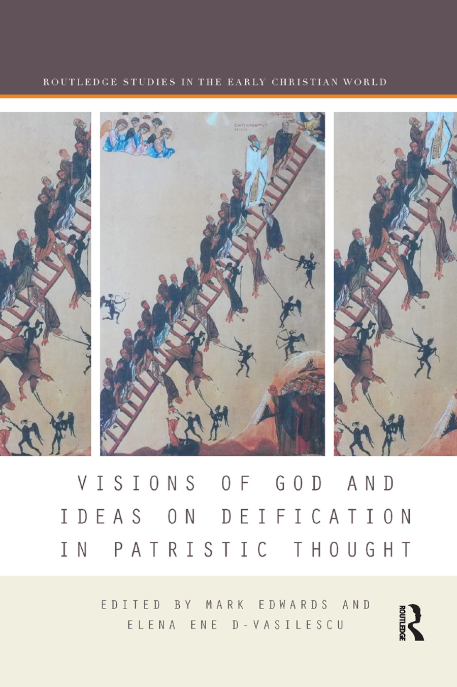 Visions of God and Ideas on Deification in Patristic Thought book cover