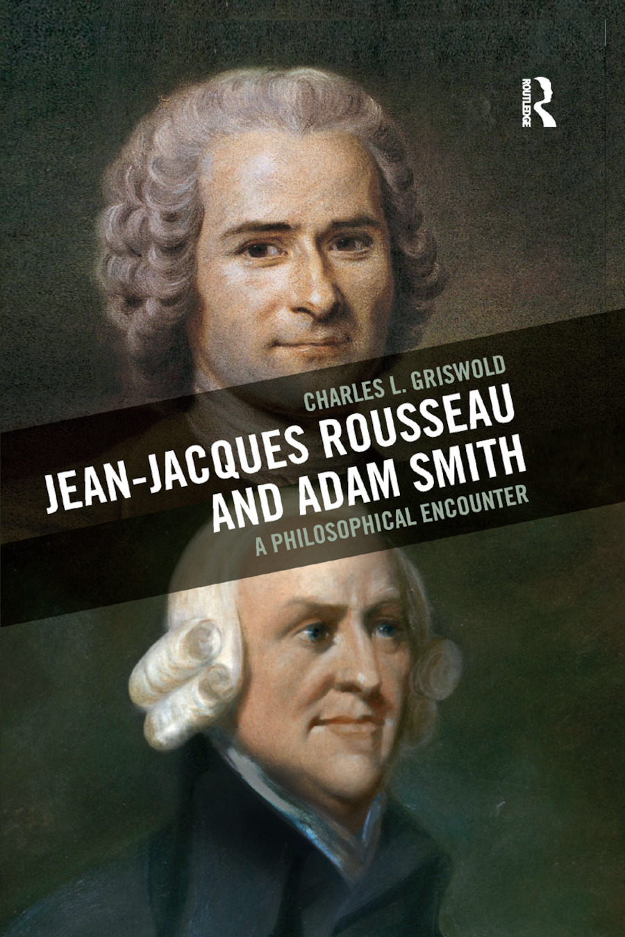 Jean-Jacques Rousseau and Adam Smith: A Philosophical Encounter book cover