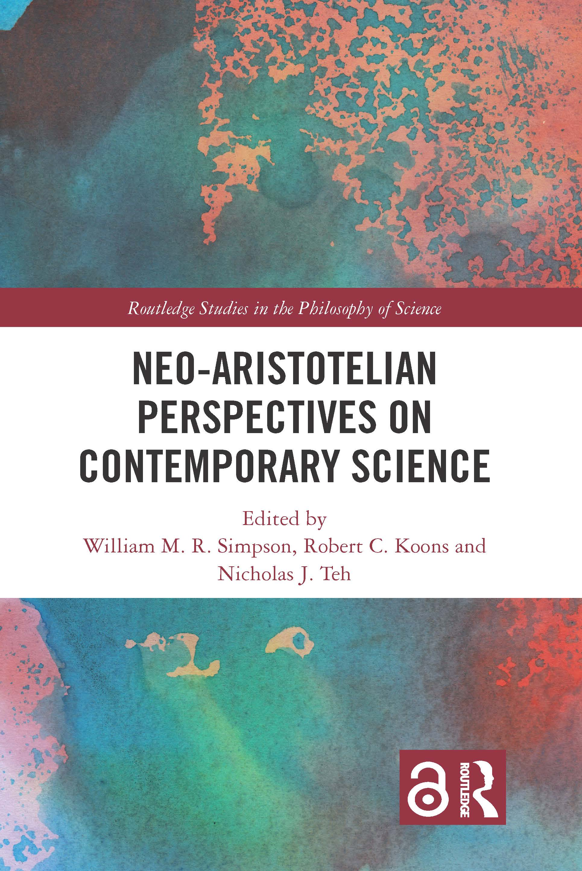 Neo-Aristotelian Perspectives on Contemporary Science book cover