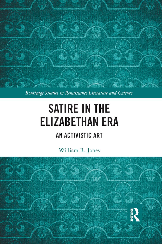 Satire in the Elizabethan Era