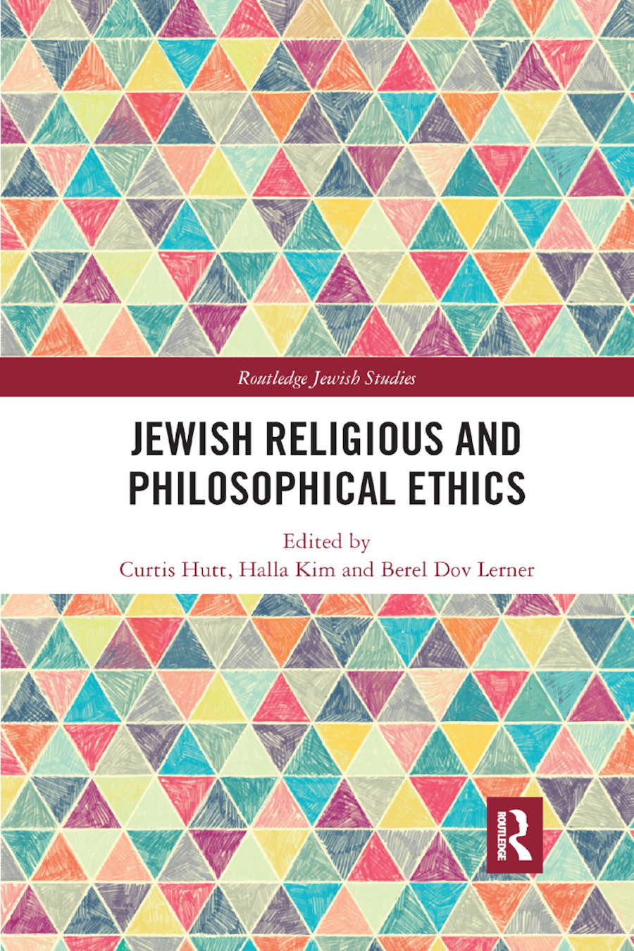Jewish Religious and Philosophical Ethics book cover