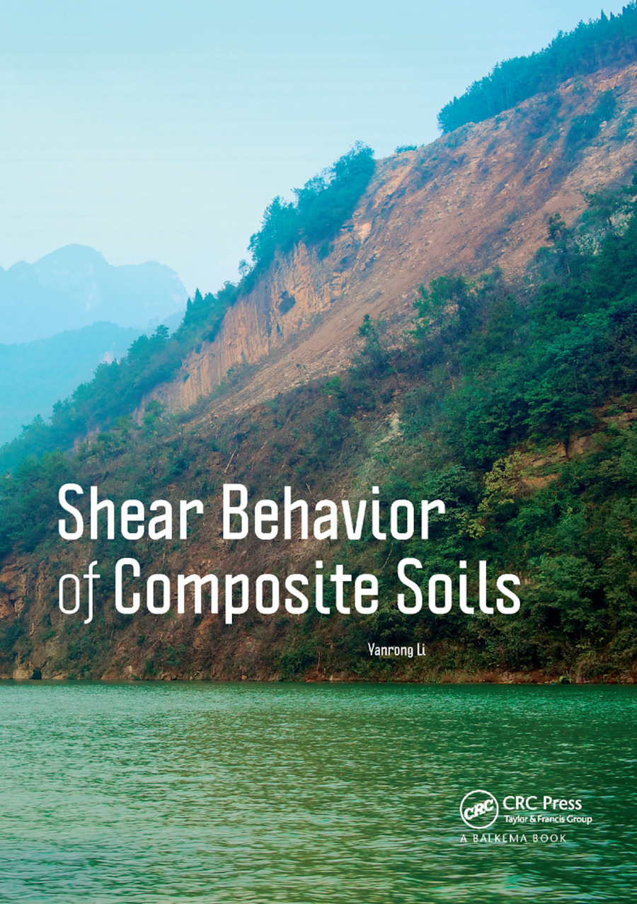 Shear Behavior of Composite Soils book cover