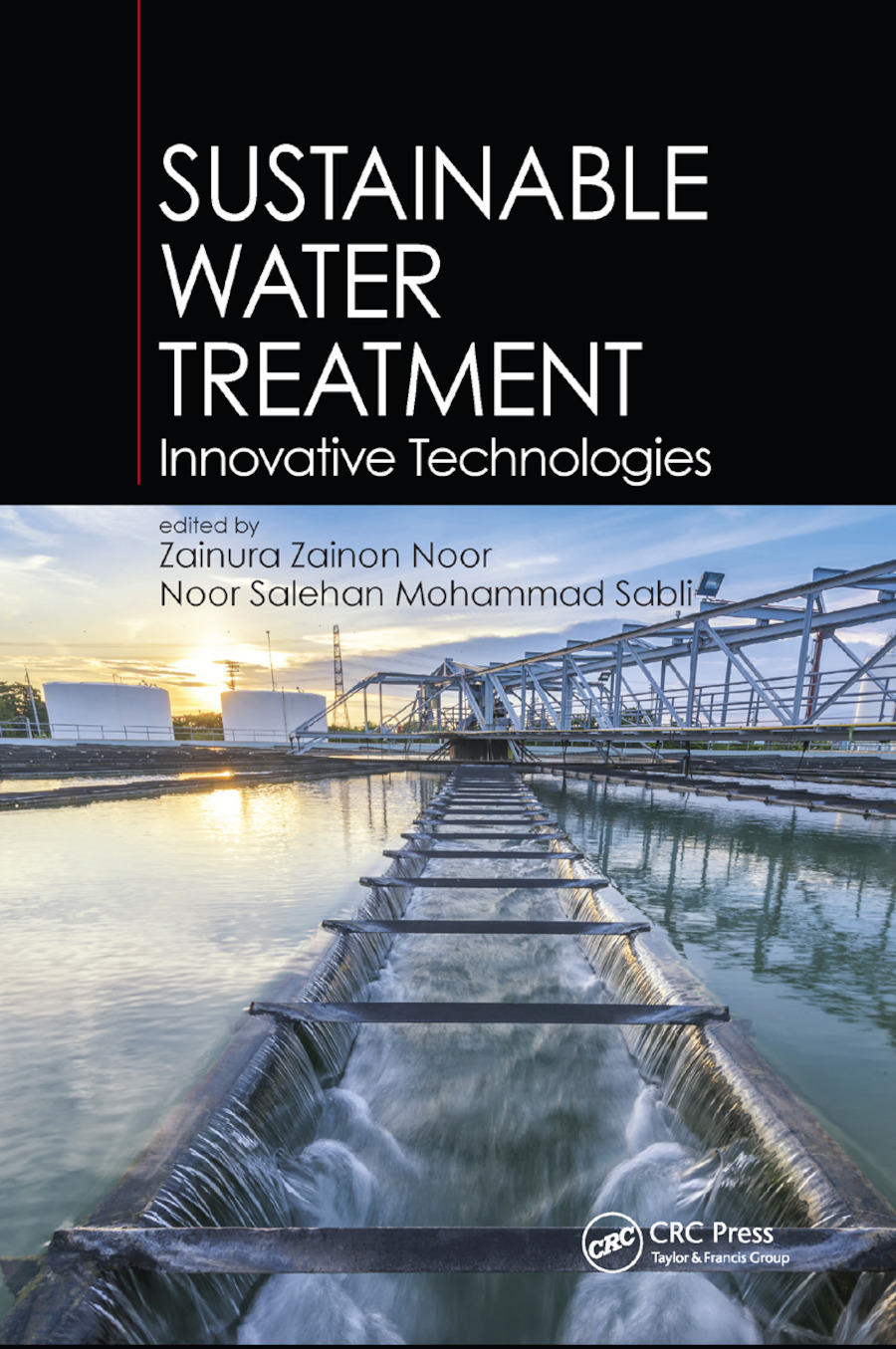 Sustainable Water Treatment: Innovative Technologies, 1st Edition (Paperback) book cover