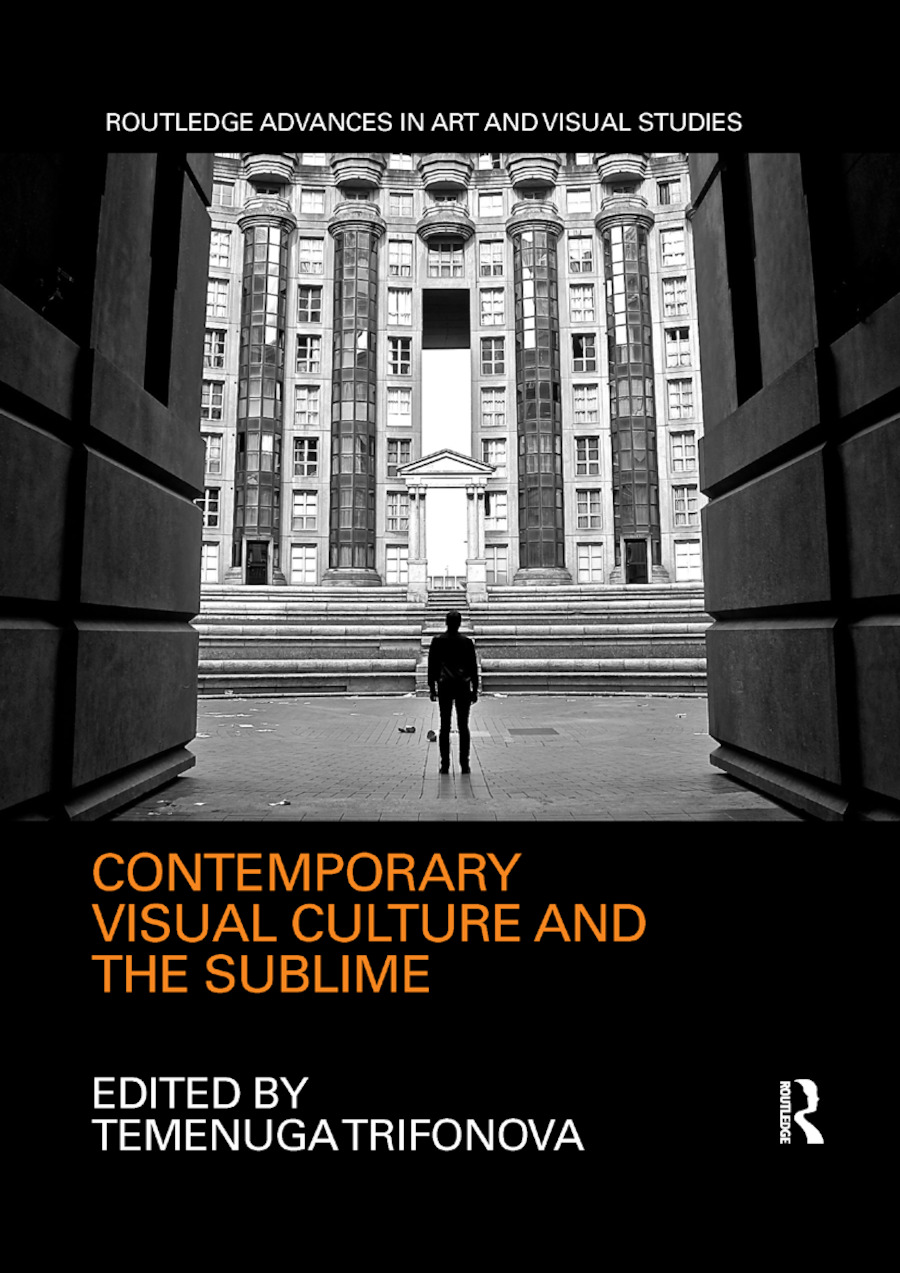 Contemporary Visual Culture and the Sublime book cover