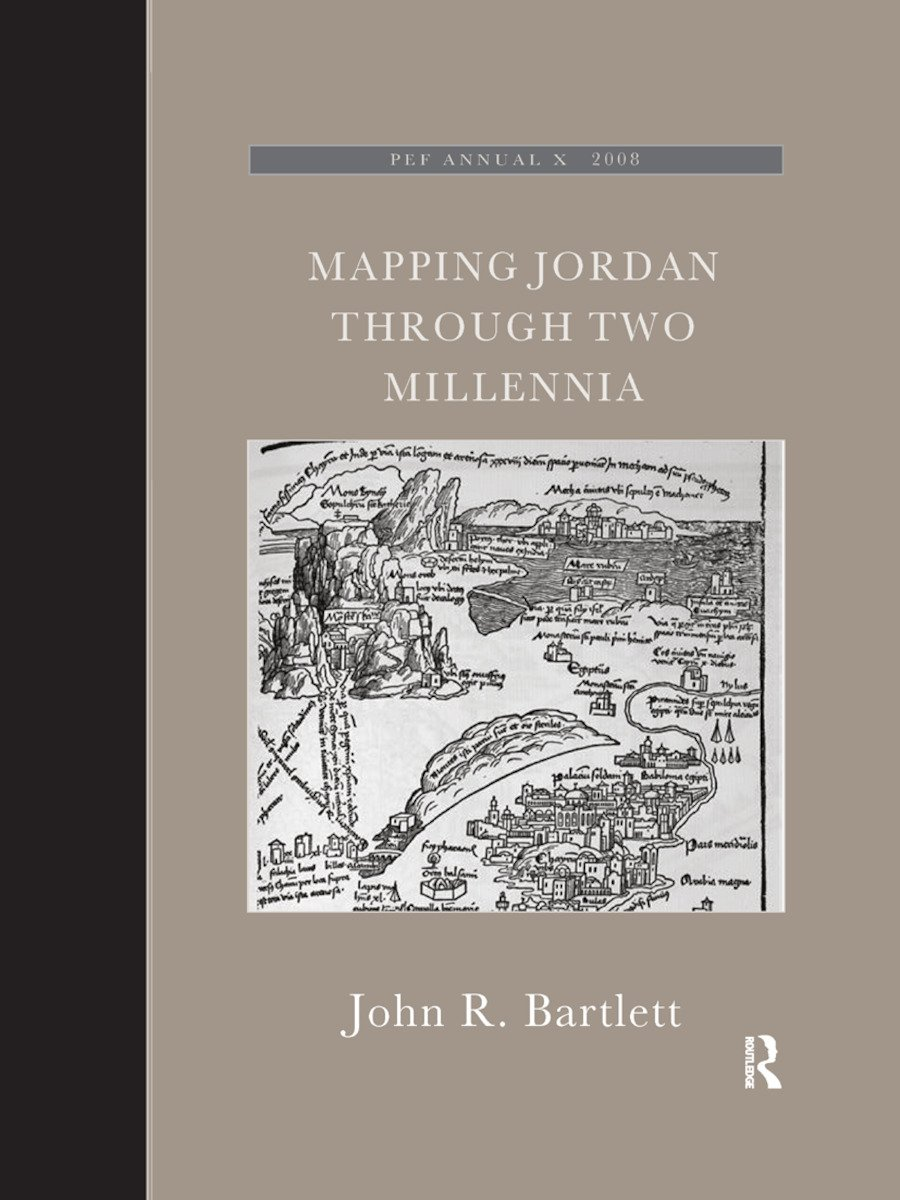 Mapping Jordan Through Two Millennia