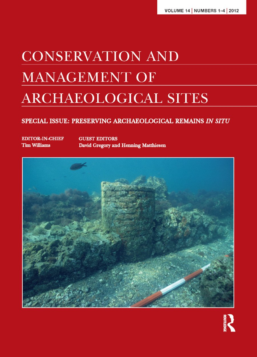 Preserving Archaeological Remains in Situ: Proceedings of the 4th International Conference book cover