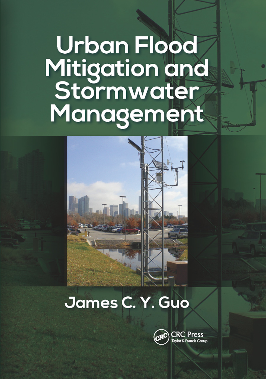 Urban Flood Mitigation and Stormwater Management book cover