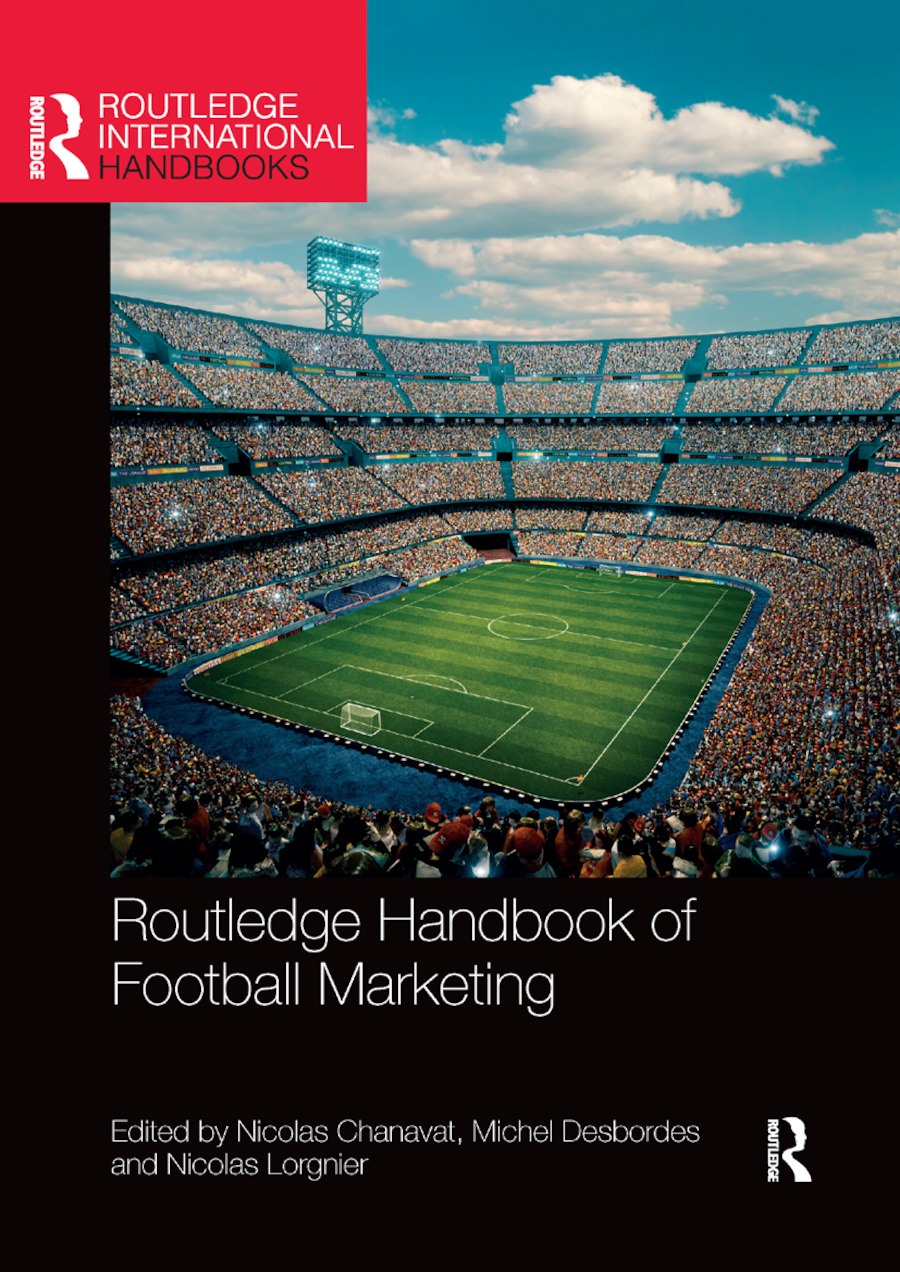 Routledge Handbook of Football Marketing book cover