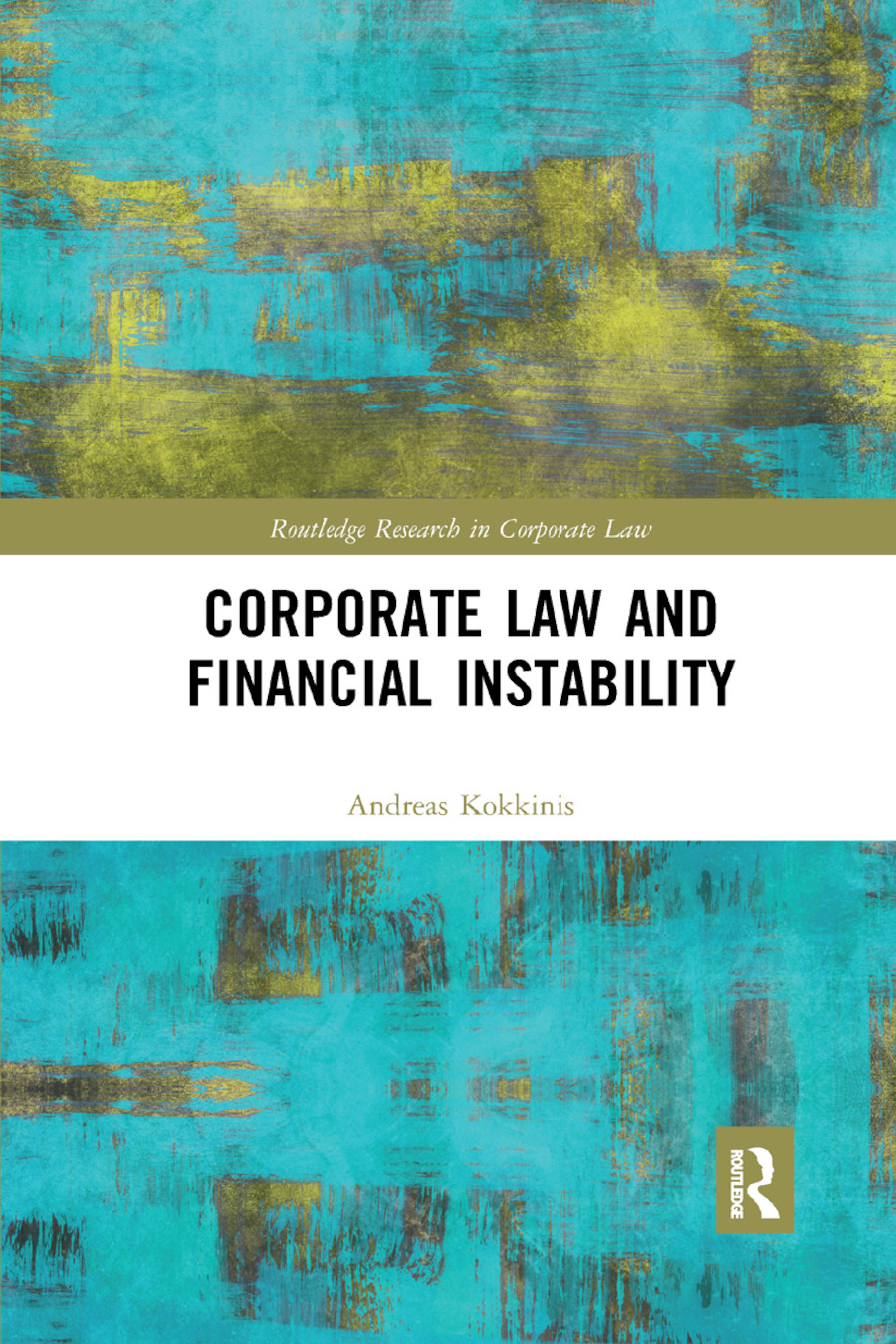 Corporate Law and Financial Instability book cover