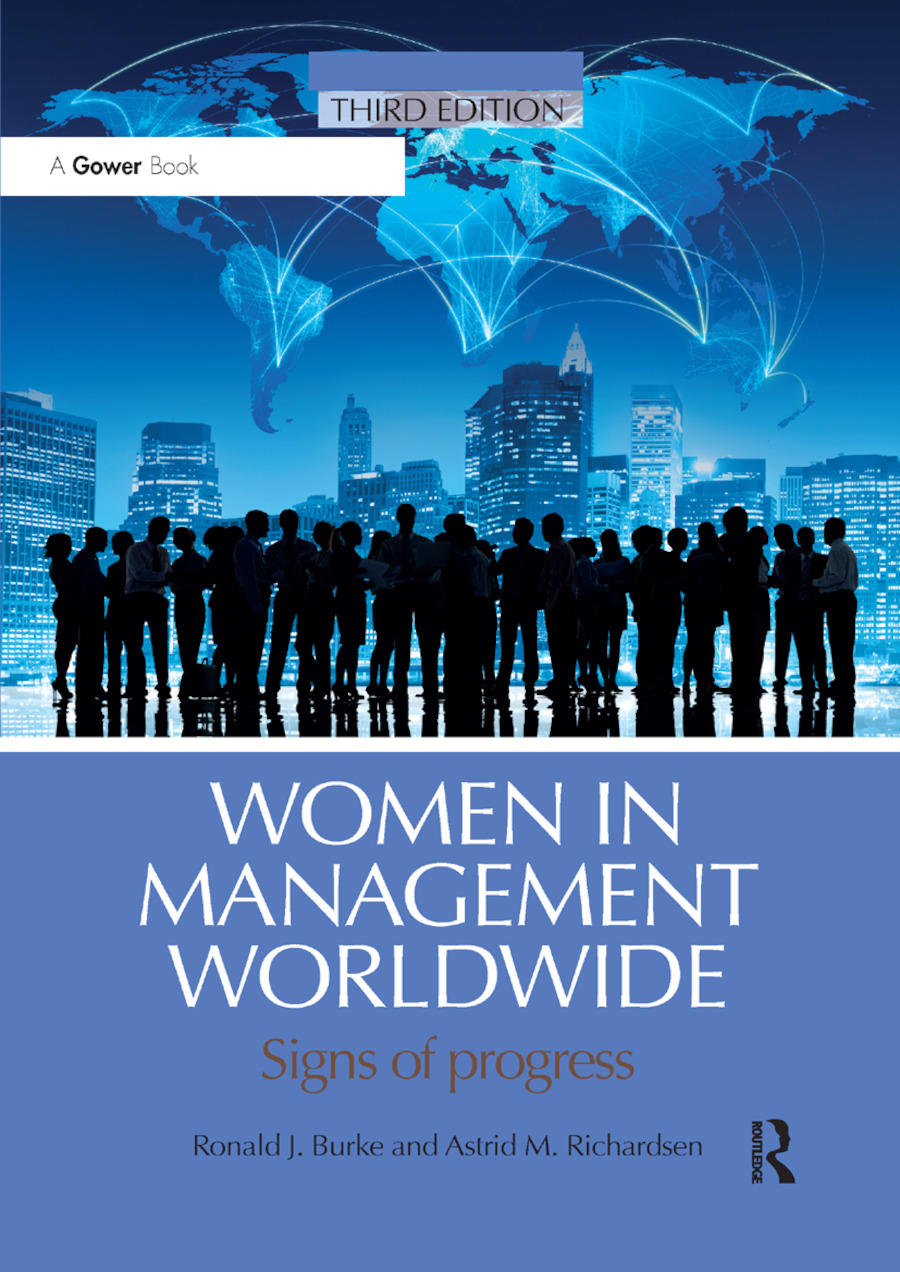Women in Management Worldwide: Signs of progress book cover