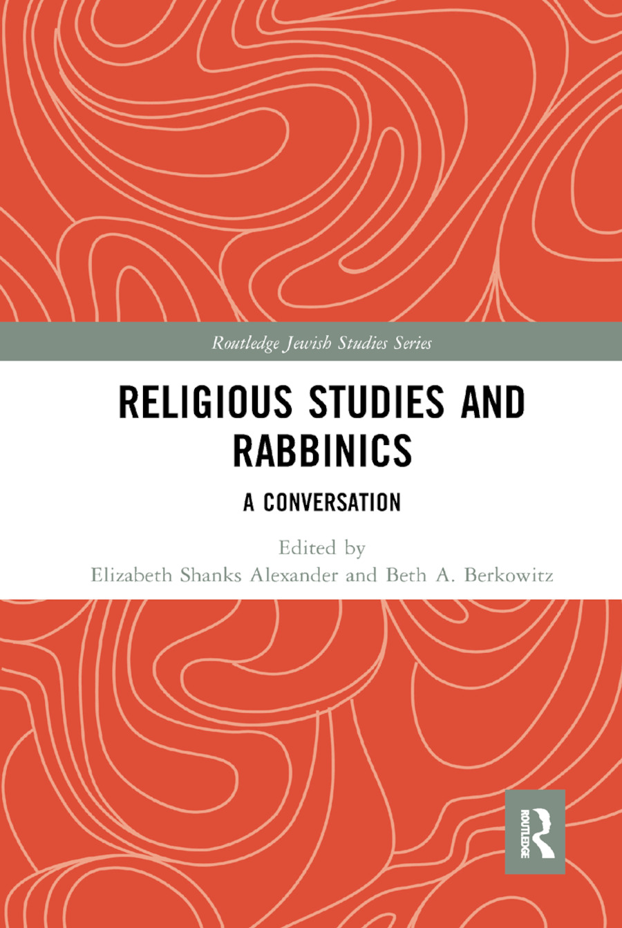 Religious Studies and Rabbinics
