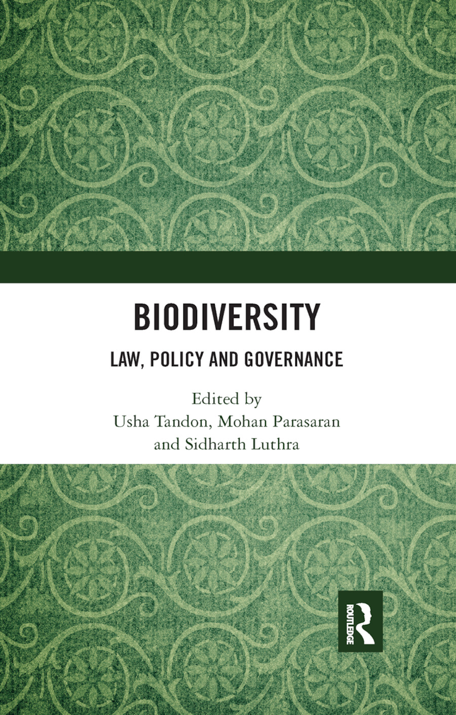 Biodiversity: Law, Policy and Governance book cover