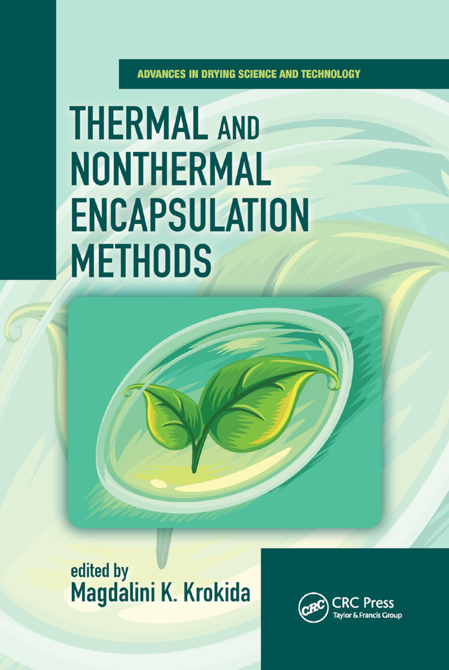 Thermal and Nonthermal Encapsulation Methods book cover