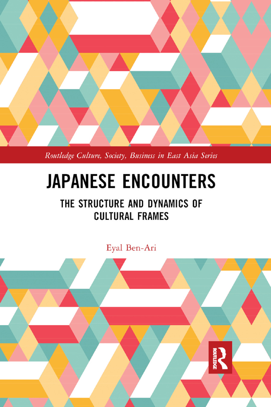 Japanese Encounters: The Structure and Dynamics of Cultural Frames book cover