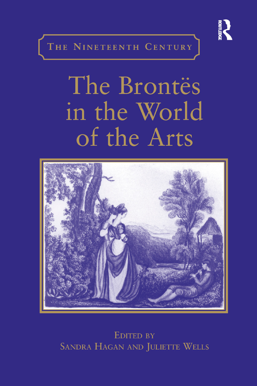 The Bront�in the World of the Arts book cover