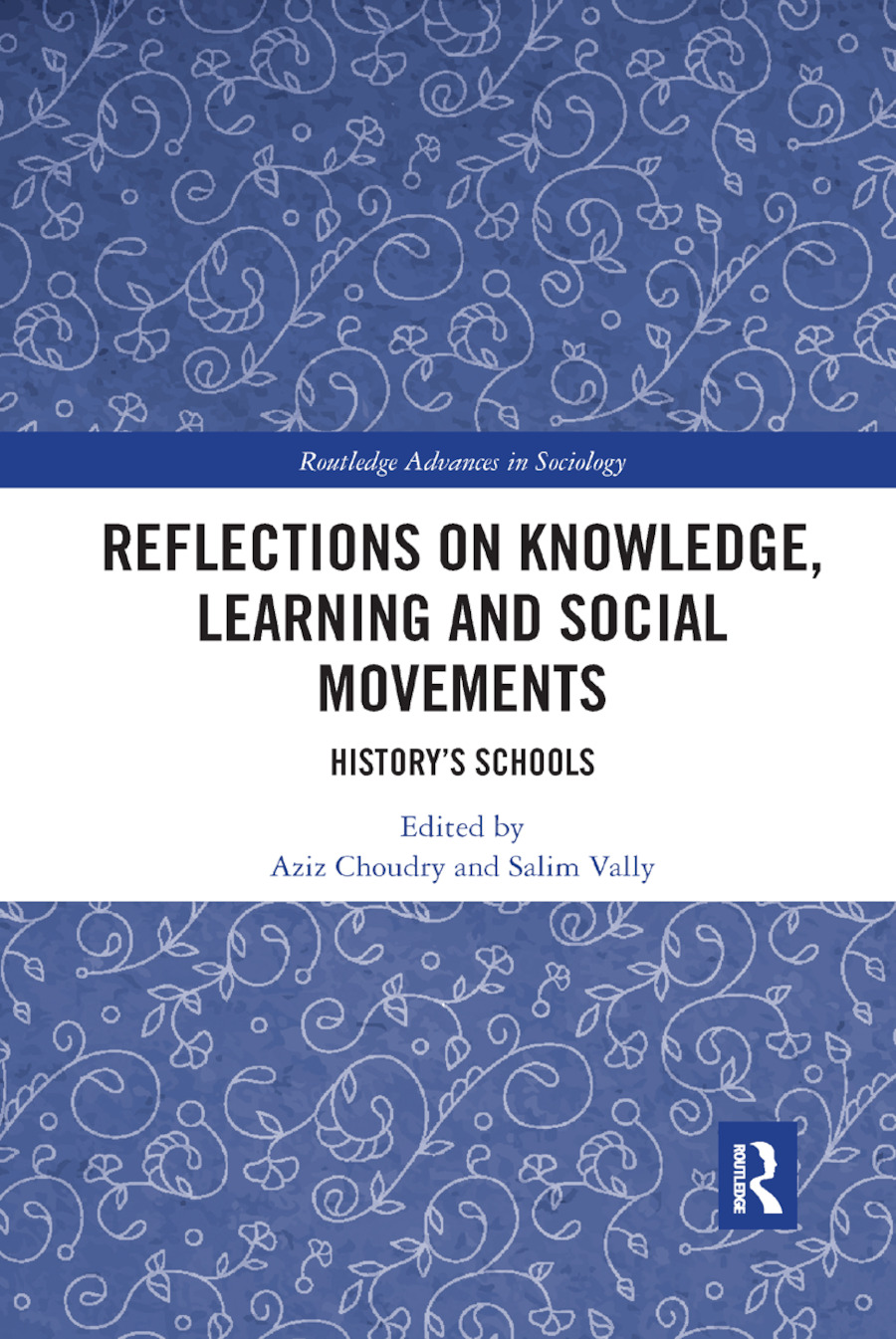 Reflections on Knowledge, Learning and Social Movements: History's Schools book cover