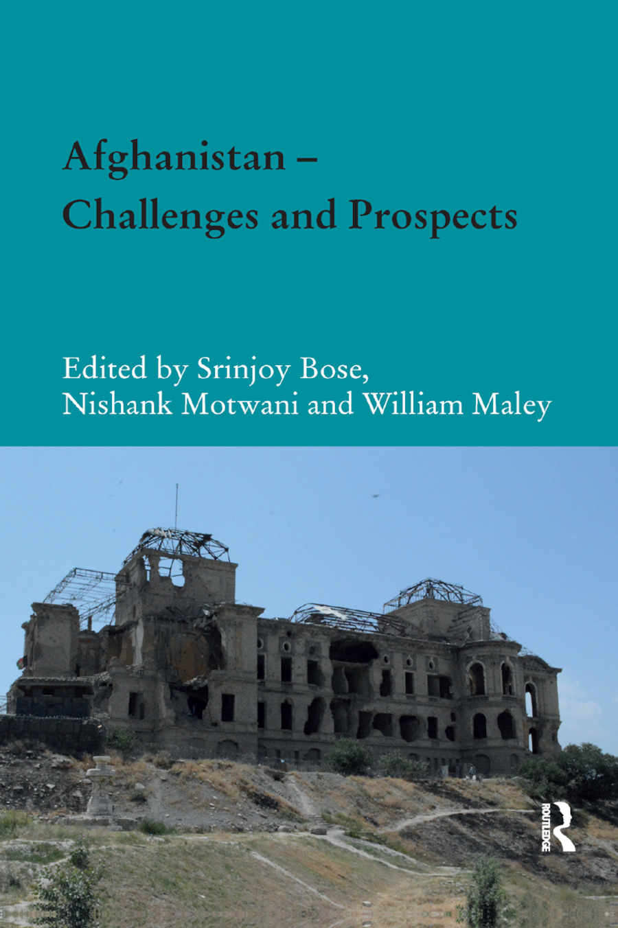Afghanistan � Challenges and Prospects book cover