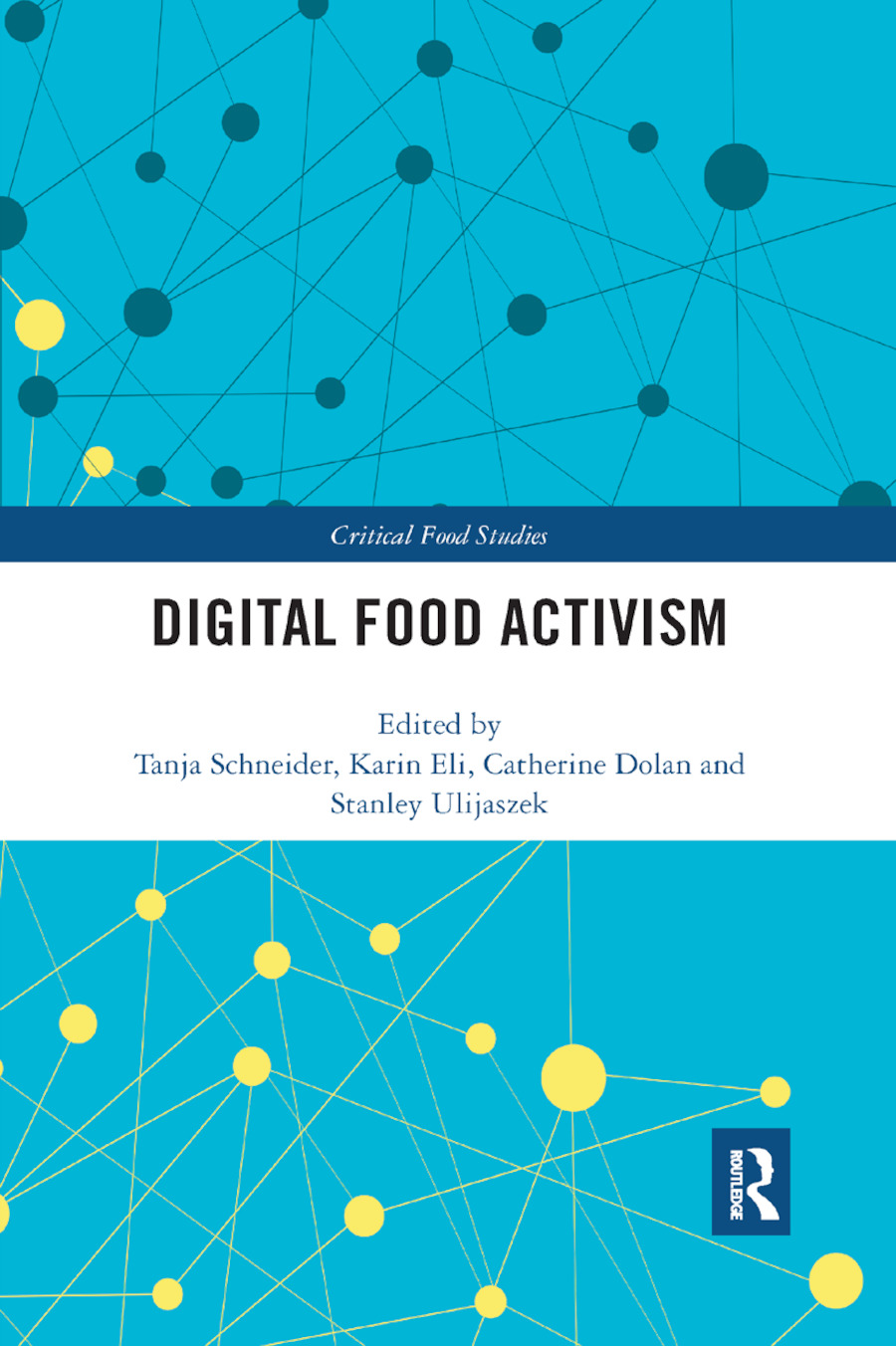 Digital Food Activism book cover
