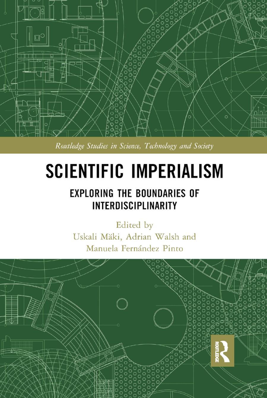 Scientific Imperialism: Exploring the Boundaries of Interdisciplinarity book cover