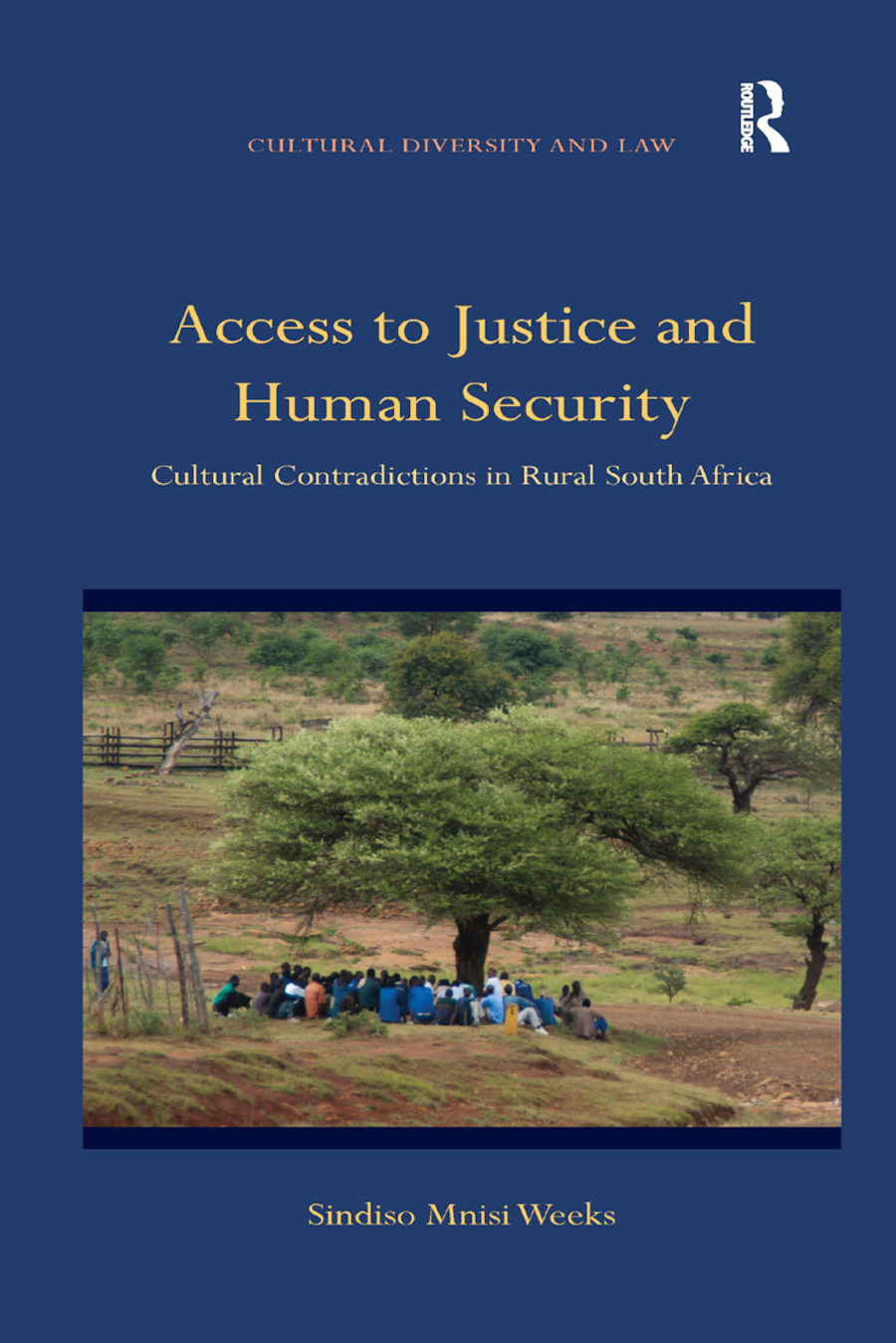 Access to Justice and Human Security: Cultural Contradictions in Rural South Africa book cover