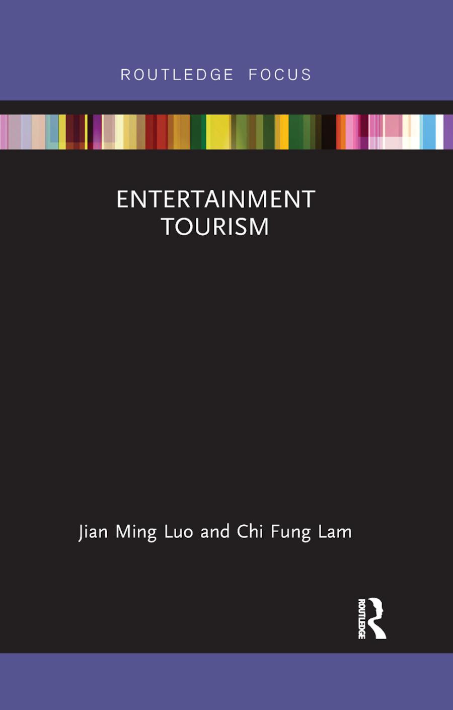 Entertainment Tourism book cover