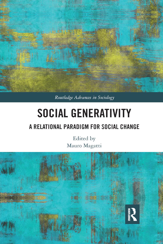 Social Generativity: A Relational Paradigm for Social Change book cover
