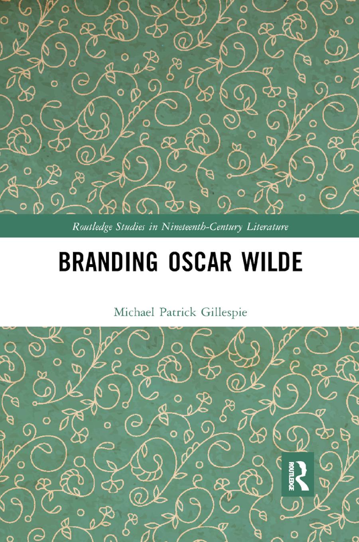 Branding Oscar Wilde book cover