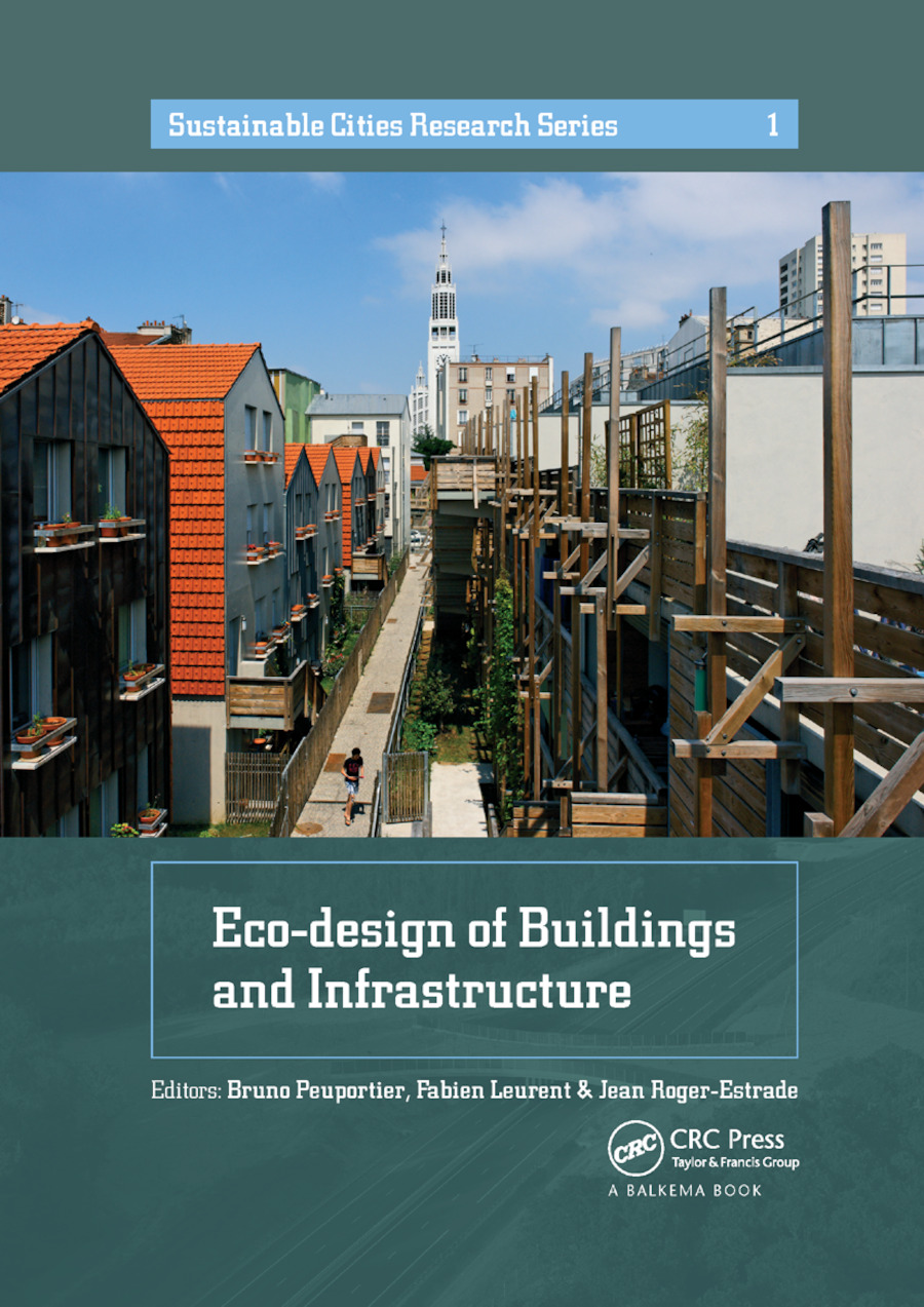 Eco-design of Buildings and Infrastructure book cover