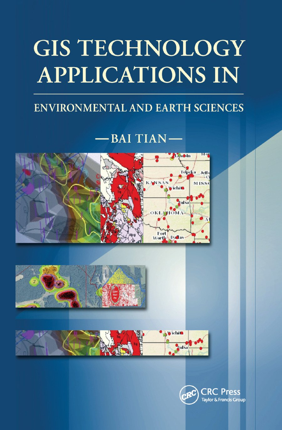 GIS Technology Applications in Environmental and Earth Sciences book cover