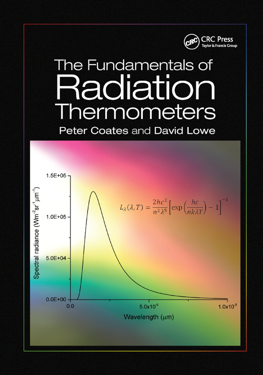 The Fundamentals of Radiation Thermometers: 1st Edition (Paperback) book cover