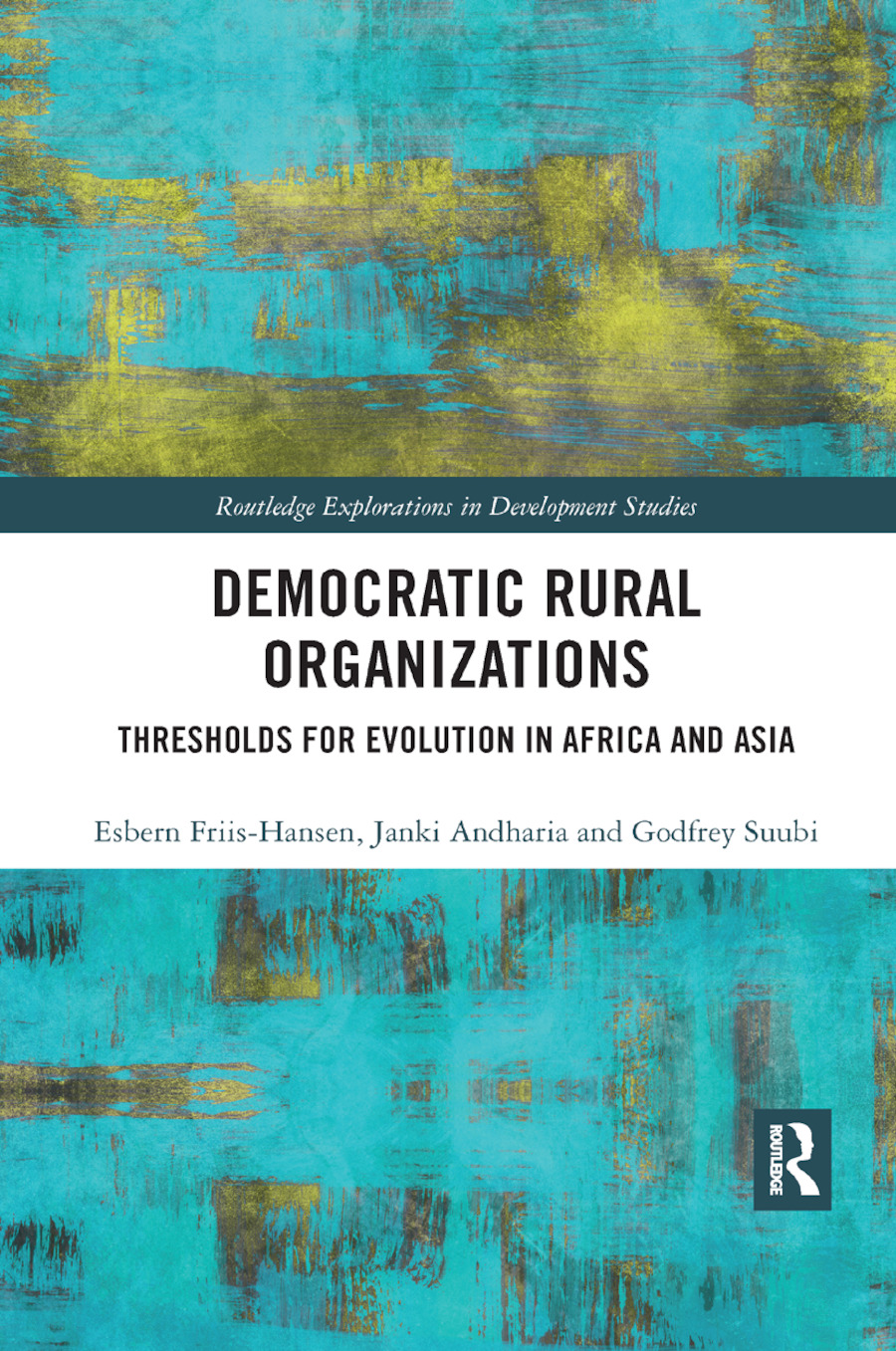 Democratic Rural Organizations: Thresholds for Evolution in Africa and Asia, 1st Edition (Paperback) book cover