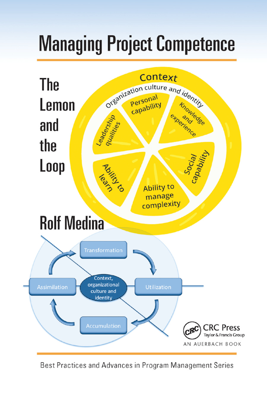 Managing Project Competence: The Lemon and the Loop, 1st Edition (Paperback) book cover