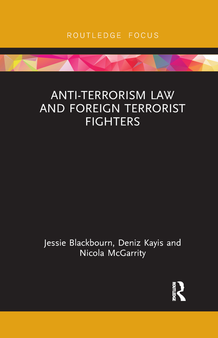Anti-Terrorism Law and Foreign Terrorist Fighters book cover