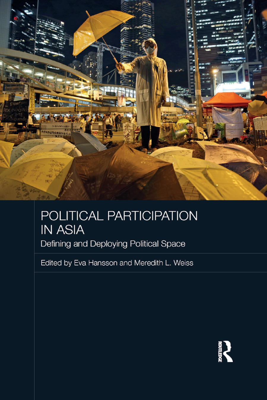 Political Participation in Asia: Defining and Deploying Political Space, 1st Edition (Paperback) book cover