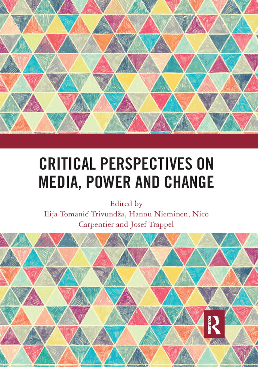 Critical Perspectives on Media, Power and Change book cover