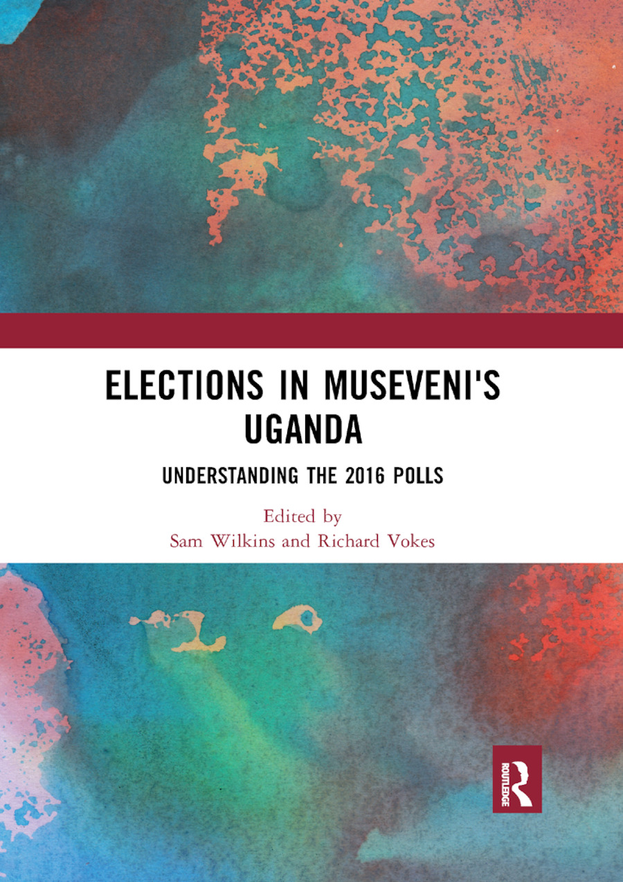 Elections in Museveni's Uganda book cover