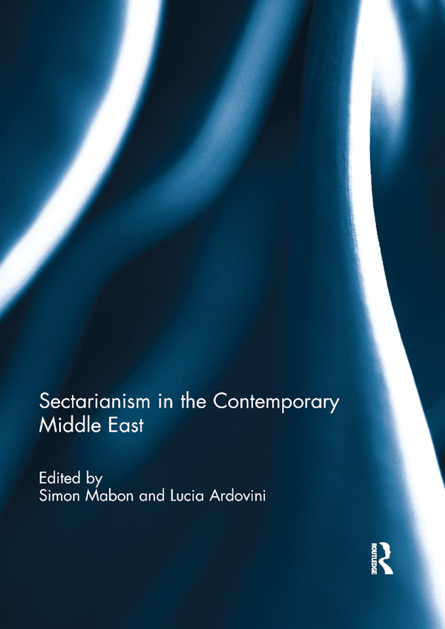 Sectarianism in the Contemporary Middle East book cover