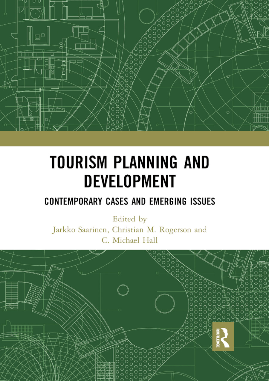Tourism Planning and Development: Contemporary Cases and Emerging Issues book cover