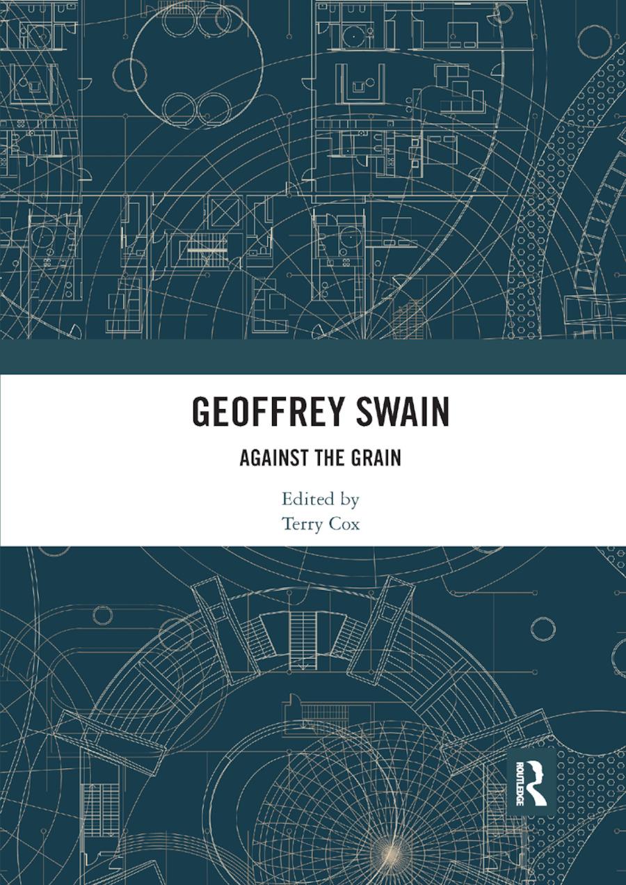 Geoffrey Swain: Against the Grain book cover