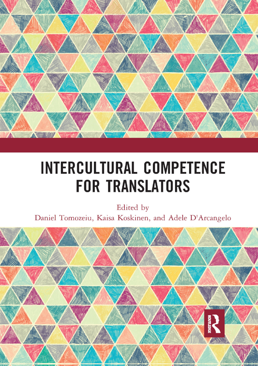 Intercultural Competence for Translators: 1st Edition (Paperback) book cover