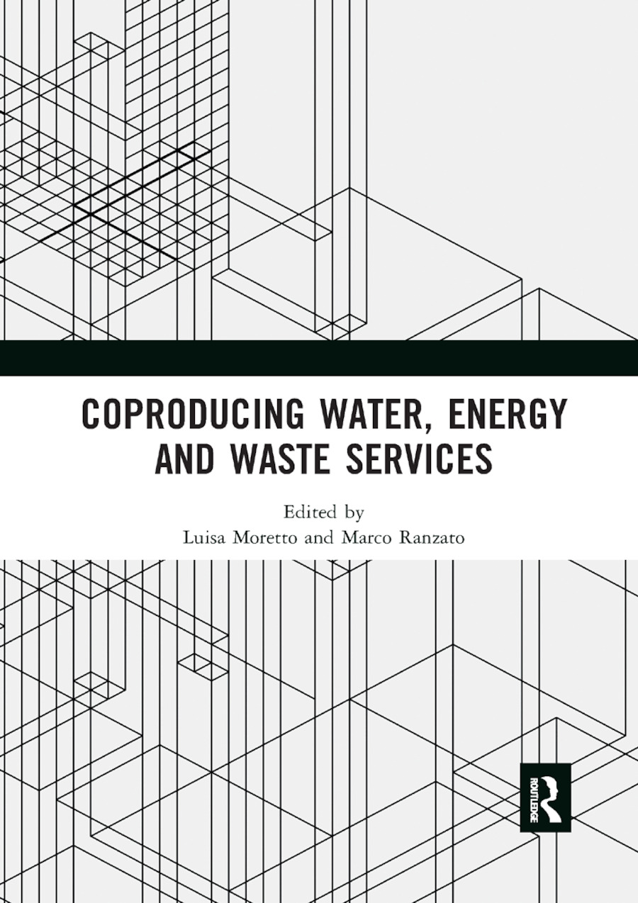 Coproducing Water, Energy and Waste Services: 1st Edition (Paperback) book cover