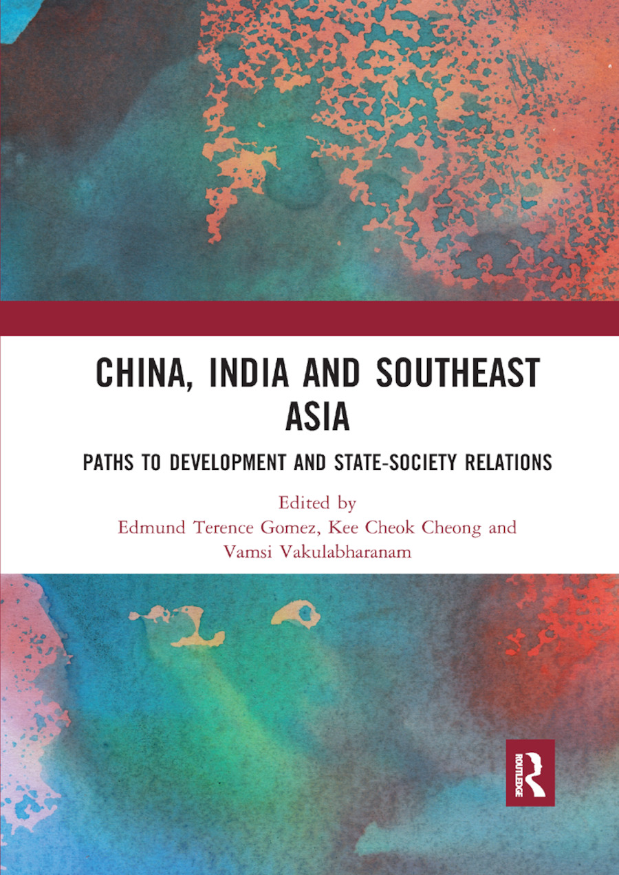 China, India and Southeast Asia: Paths to development and state-society relations book cover