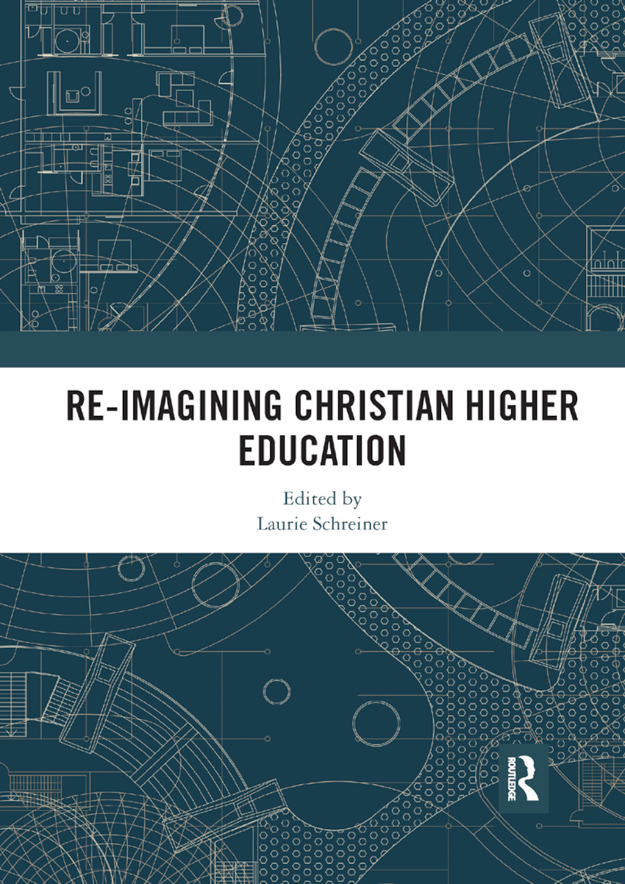 Re-Imagining Christian Higher Education book cover