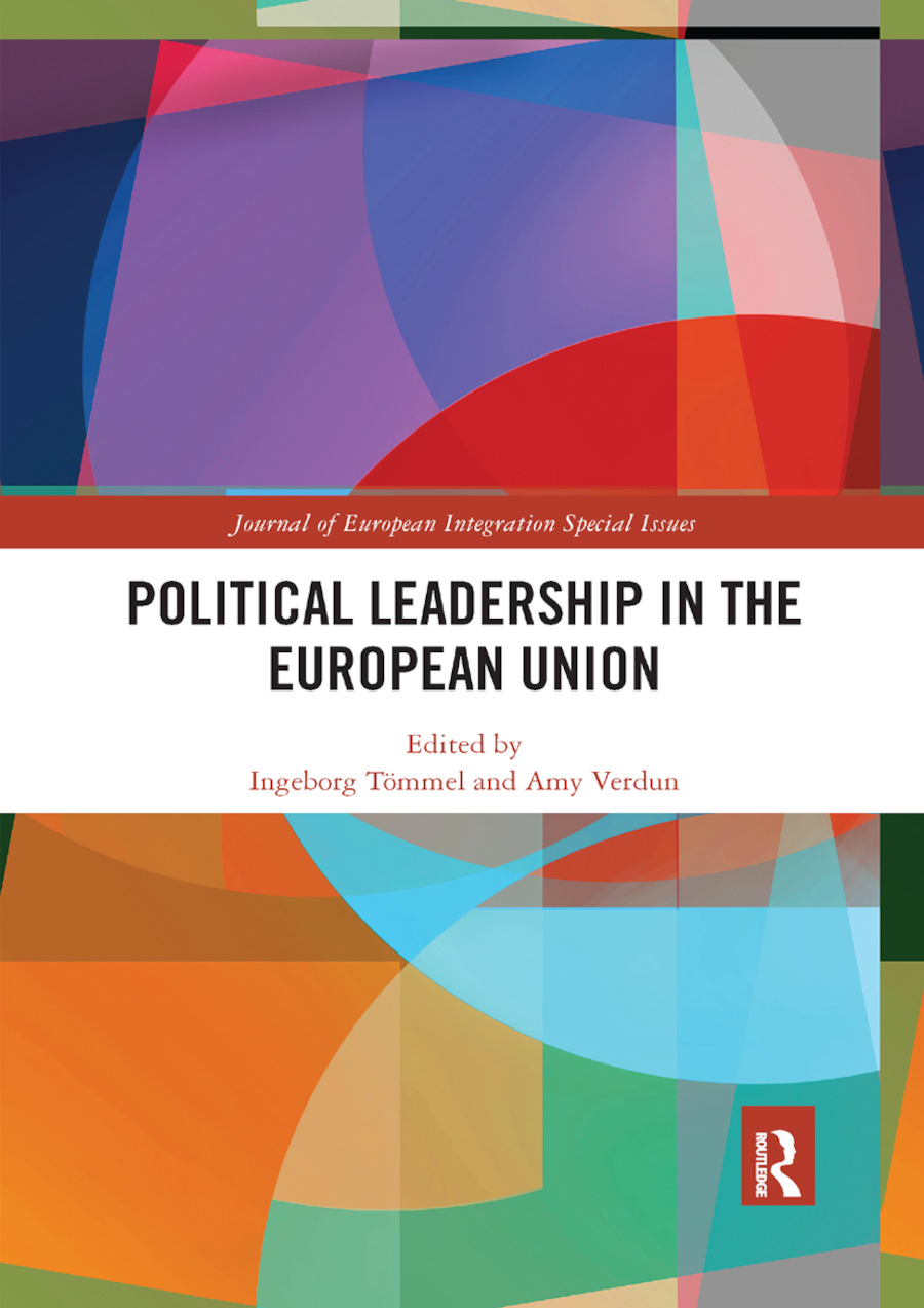 Political Leadership in the European Union book cover